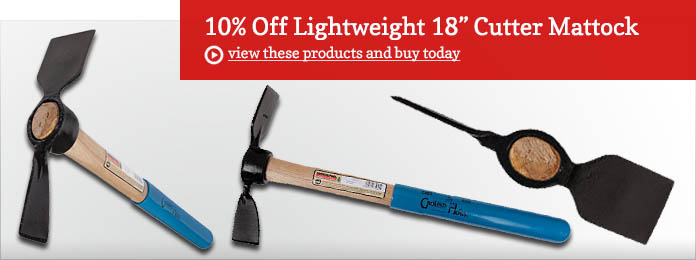 10% Off Council Tools Light-Weight 18