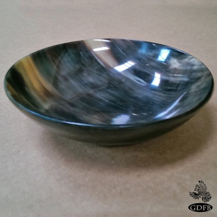 Cow Horn Bowl - 7 inch - OB2982