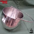 Medieval Cooking Pot (Stainless Steel) - OB3402