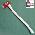 """2.25lb Junior  """"Dayton"""" Pattern Axe.  Made in the USA by Council Tools – CT-22BR"""
