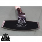 "5.75 inch - Garden / Draw Hoe 60"" Ash Handle by Rogue Hoes USA - RH-575G"