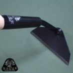 "6 inch - Colinear Hoe 60"" Ash Handle by Rogue Hoes USA - RH-60C"