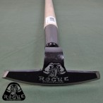 "6 inch - Garden /Draw Hoe 60"" Ash Handle by Rogue Hoes USA  - RH-60G"