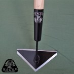 "6 inch - Scuffle Hoe 60"" Ash Handle by Rogue Hoes USA - RH-60S"