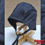 Padded Arming Cap - Black - One Size - AB2930