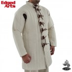 Gambeson with Open Armpits - Natural - Medium - AB2935
