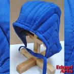 Padded Arming Cap - Blue - One Size - AB3989