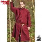 Wool Coat 10th Century - Extra Extra Large - Maroon - GB0275