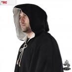 Wool Cloak - Black - GB3281