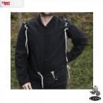 Vest Coat - Wool - Black - X Large - GB3323