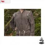 Vest Coat - Wool - Brown - XX Large - GB3349