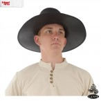 Puritan Renaissance Hat with Buckle - Medium - GB3917