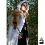 Wanderers Cloak Cotton - White - GB4003