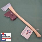 2-1/4 lb Dayton Premium Velvicut mid-sized Axe Made by Council Tools - CT-JP22DV28C