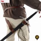 Western Sword Belt - Left Handed - OH2452