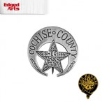 Cochise County Sheriff Badge - OH3026