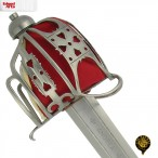 Basket Hilt Broadsword - SH2002