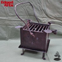 Wood Burning Camp Stove - Camping, Buscraft, Re-enactment - OB3965